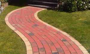 Garden Path Solihull by Paving Solihull